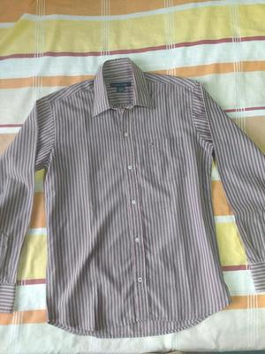 Camisa Tommy Hilfiger Talla S Americana