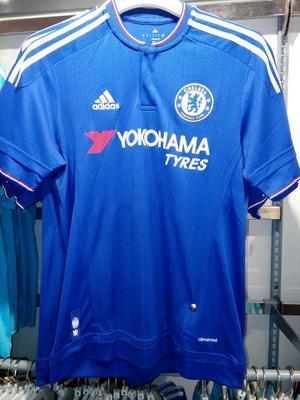 Camiseta Chelsea Adidas Nuevo Talla S,m