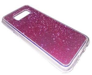 Case Escarchado S8, S8 Plus Para Samsung S8, S8 + Siliconna