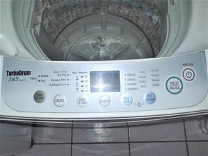Lavadora Lg Turbo Wash De 7.5 Kg En Buen Estado, Negociable