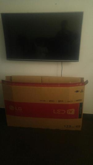 Tv Lg 49 Pulgadas Full Hd Nuevo