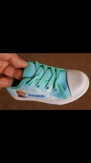Zapatillas Frozen Originales de Niñas
