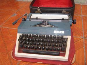 Antigua Maquina De Escribir Funciona