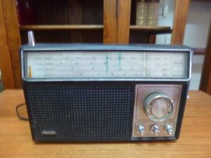 Antigua Radio De 4 Bandas, Phillips