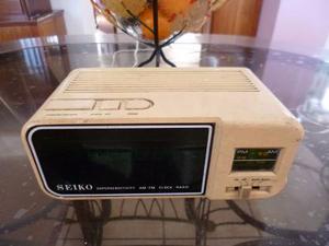 Antigua Radio Despertador Seiko