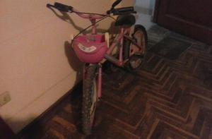 Bicicleta para Nina Los Olivos