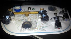 Mezcladora De Ducha Trebol Posot Class