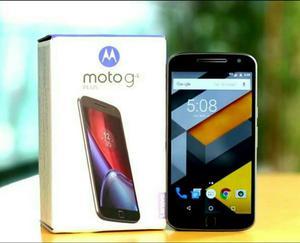 Moto G4 Plus Libre, Impecable 10de10