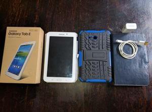 Samsung Galaxy Tab E, 8 Gb, 1 Gb Ram + Accesorios! 9.5 De 10