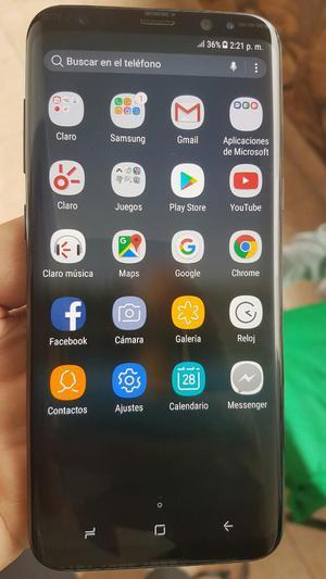Samsung S8 Plus Libre,recibo Cels