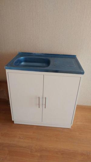 Mueble de melamina para lavadero de cocina posot class for Lavadero cocina
