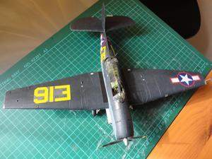 Avión a escala 1/48 Grumman Avenger