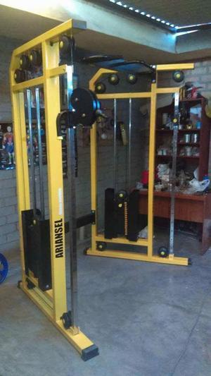 Fabrica de equipos para gimnasios innova posot class - Equipamiento de gimnasios ...