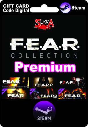 Juego De Steam Fear Collection - Sukka