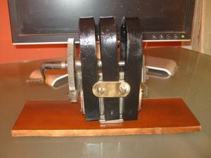 Antiguo Generador Electrico