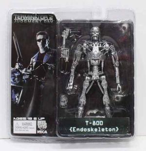 Figura Terminator 2 - Modelo T-800 Endoskeleton