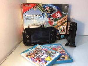 Nintendo Wii U 32 Gb Edición Mario Kart De 32 Gb