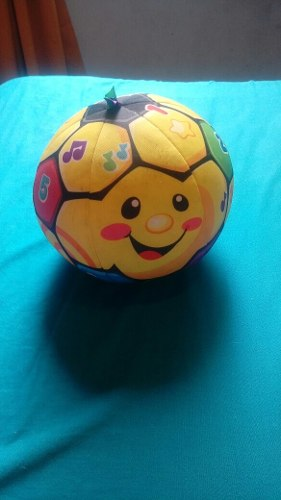 Pelota Musical De Tela Fisher Price