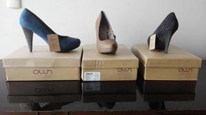 Zapatos De Vestir Own Para Mujeres !!!