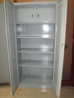 venta de armarios en metal en lima color gris