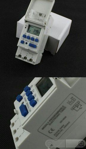 Timer Temporizador Programable