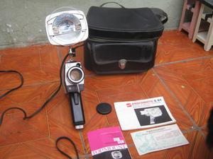 Antigua Filmadora De 8mm