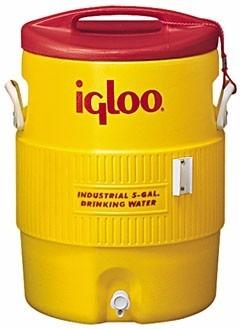Cooler Igloo 10 Glns P/agua