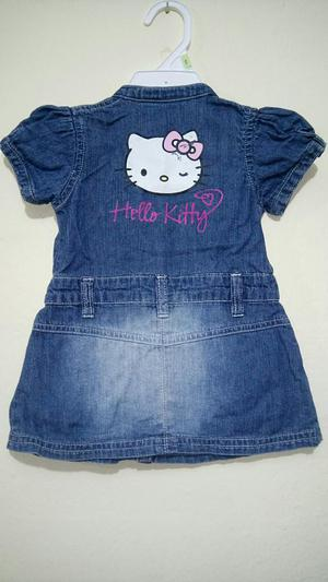 Hello Kitty Vestido