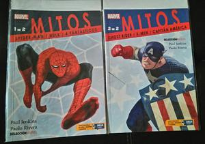Mitos Marvel