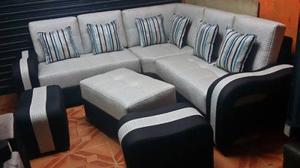 Juegos De Sala Lienales Nuevos Modelos Muebles Posot Class