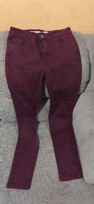 Pantalon Jean Guinda de Mujer