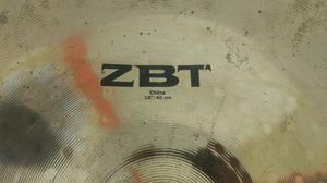 Platillo Chaina Zbt Zildjian de 18