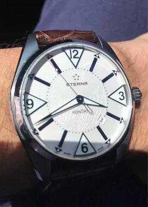 Reloj Automatico Eterna Nivel Rolex Omega Tag