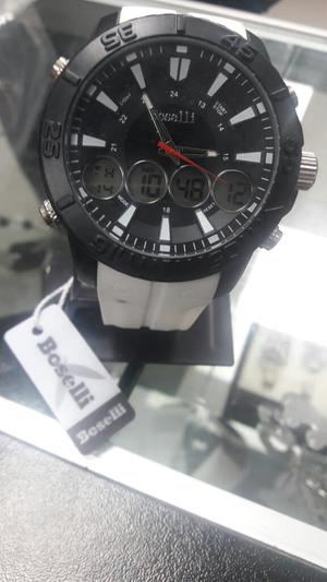 Reloj Boselli