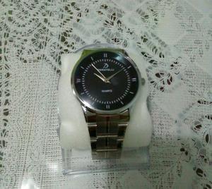 Reloj Donatelli Negro Posot Class