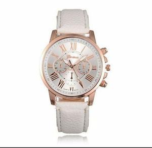 Reloj Elegante Casual De Mujer