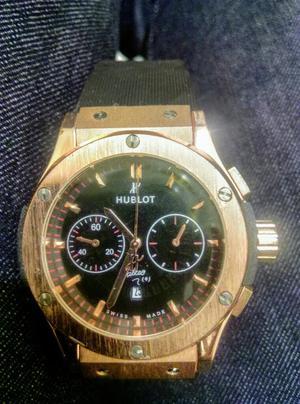 Reloj Hublot con Fechero