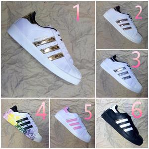 Zapatillas Adidas Superstar Hombre Mujer