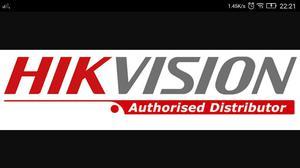 Cámara de Seguridad Hikvision