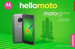 Motorola Moto G5 Plus 32gb 2gb Ram Tienda San