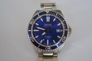 Reloj Epos Diver Sportive / Swiss Made / Automatic