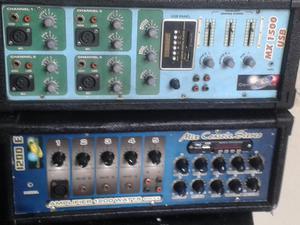 Remato Estos 2 Amplificadores Ok