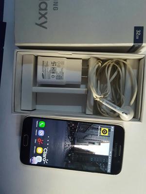 Samsung Galaxy S6 en Caja Completo