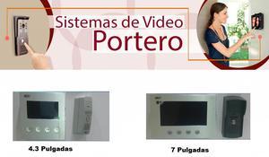 VIDEO PORTERO A COLORES