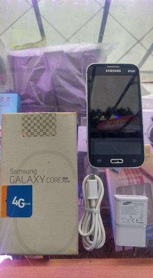 samsung galaxy core prime 4G LTE en un 7 de 10, libre