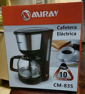 Cafetera Miray Cm-835