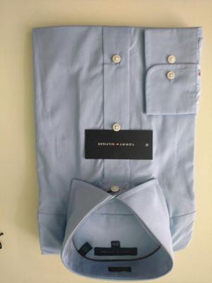Camisa de vestir Tommy Hilfiger Importada
