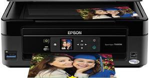 Impresora Epson Tx430w Perfecto Estado. Remato Por Viaje