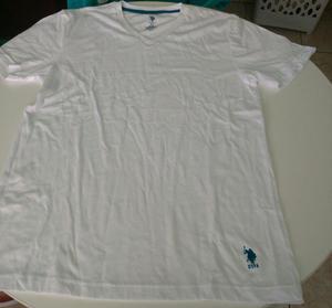 Polo manga corta, camiseta US Polo Assn Importado