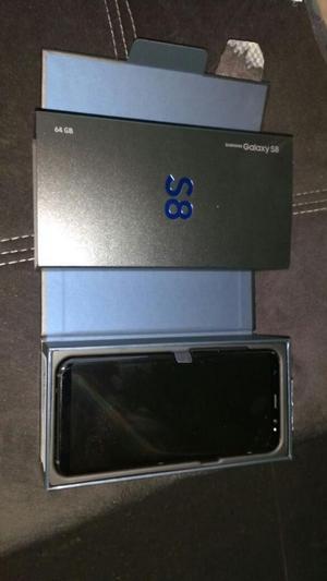 Samsung Galaxy S8 Nuevo en Caja